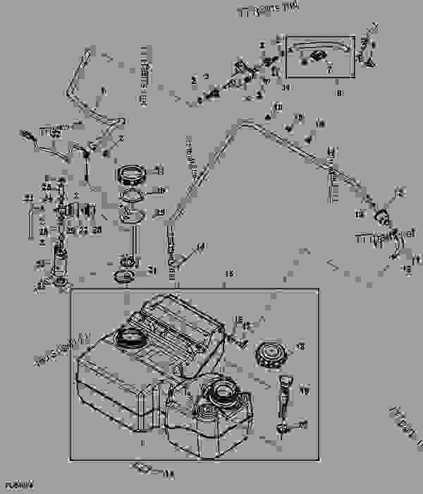 6 X 4 John Deere Gator Parts Diagram, 6, Free Engine Image