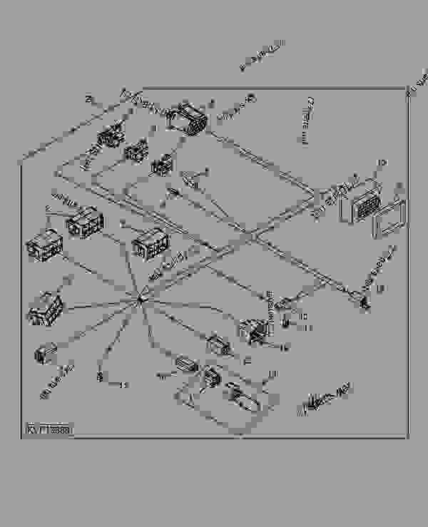 John Deere 250 Skid Steer Wiring Diagram