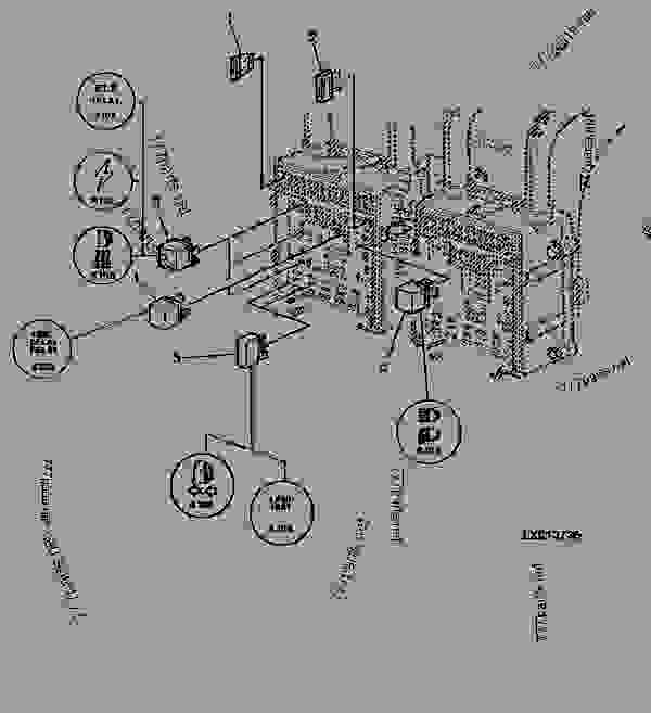 Diagrams#600721: John Deere 650 Fuse Box