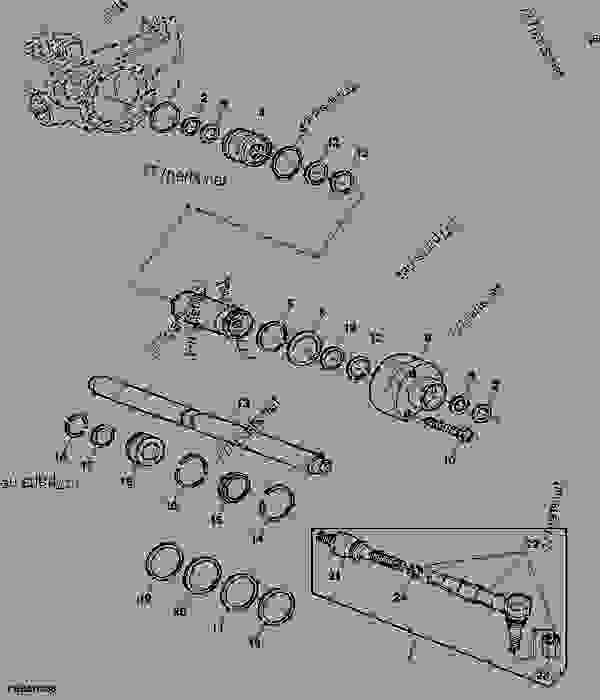John Deere 5220 Tractor Wiring Diagrams John Deere 425