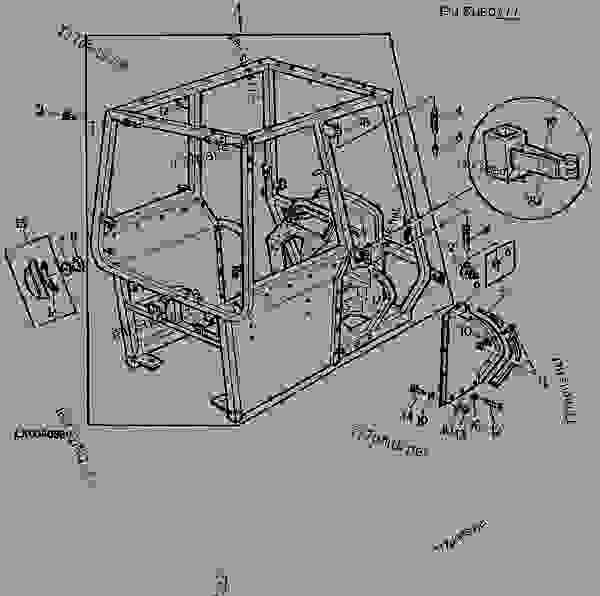 753 Bobcat Fuse Box Diagram Bobcat Motor Diagram Wiring