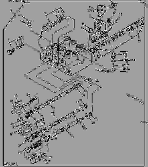 John Deere 322 Ignition Wiring Diagram John Deere 445