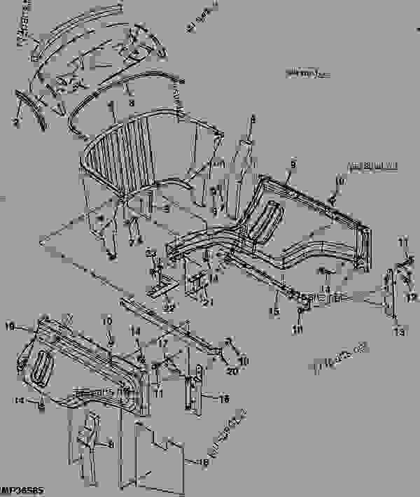 John Deere Skid Steer Wiring Diagrams For 380 John Deere