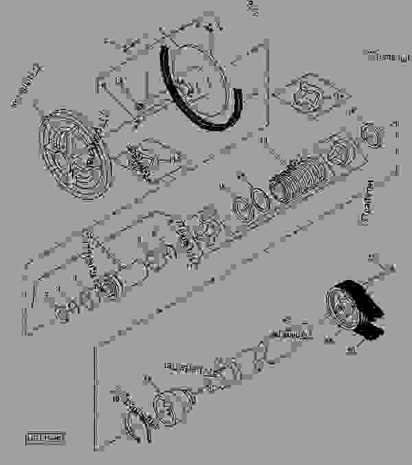 John Deere 9600 Wiring Diagram, John, Free Engine Image