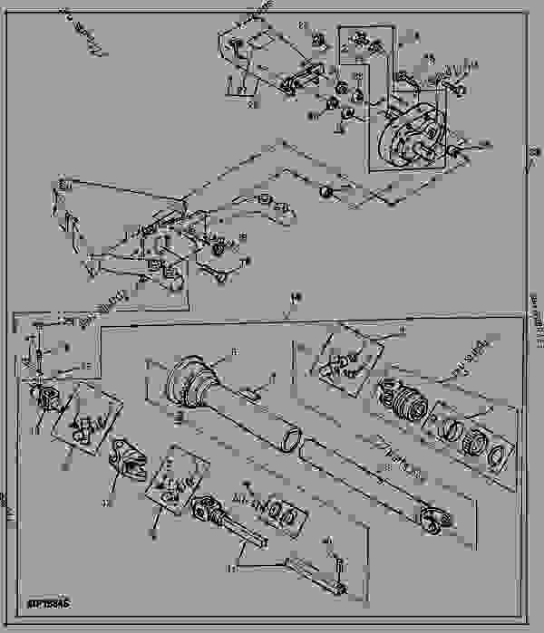 John Deere F911 Wiring Schematic John Deere F915 Wiring