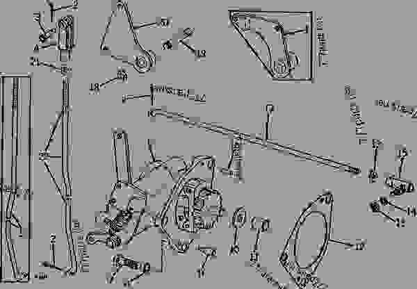John Deere 112 Electric Lift Wiring Diagram