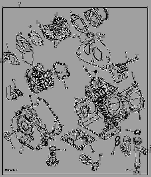 John Deere 850d Gator Wiring Harness Diagram John Deere
