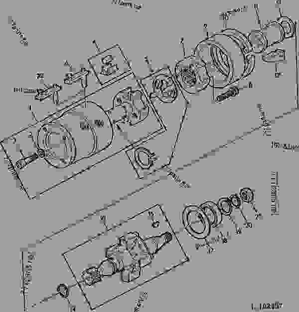 John Deere 5200 Tractor Wiring Diagram