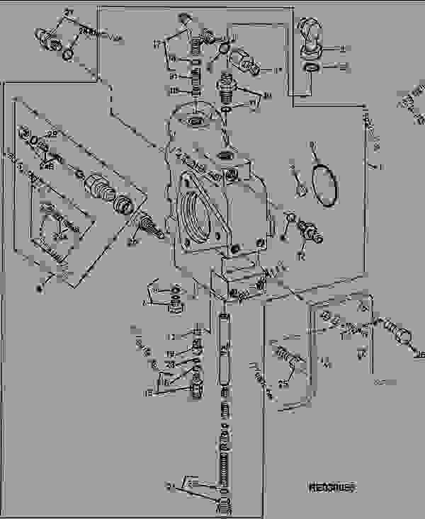 John Deere 7700 Tractor Wiring Diagram. John Deere. Wiring