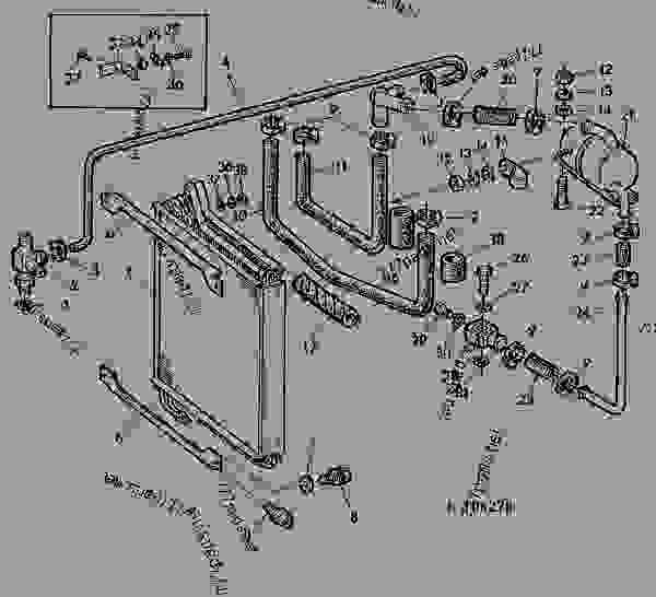 john deere 2750 alternator wiring diagram fender eric clapton strat 70 schematic hydraulic oil cooler reservoir 02j16 tractor 4440