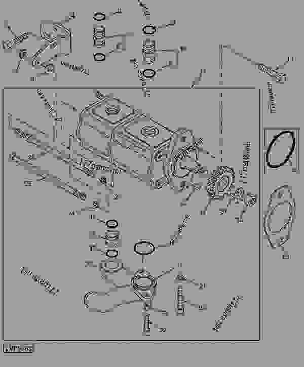 John Deere 5105 Wiring Diagram John Deere 4300 Wiring