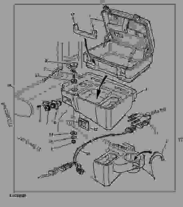 Wiring Diagram For John Deere X320, Wiring, Free Engine