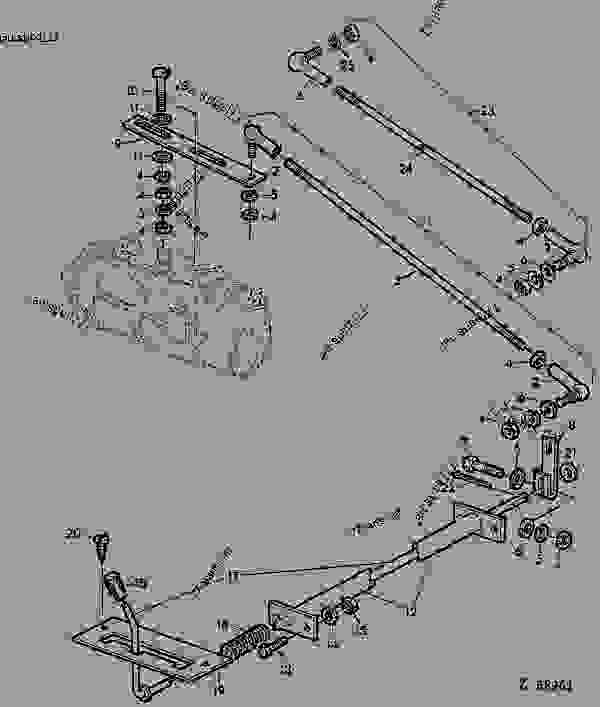 Wiring Diagram For 885 David Brown Tractor • Wiring And