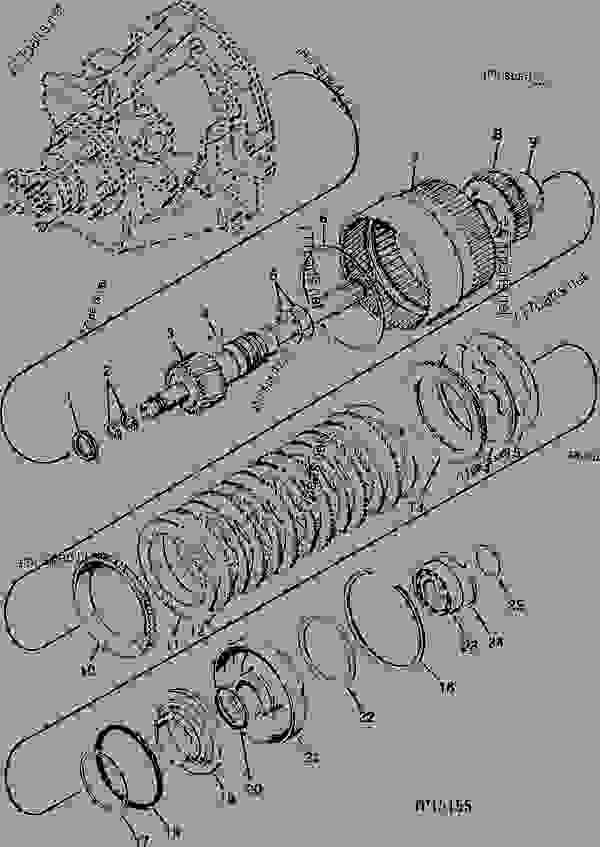 580k Backhoe Wiring Diagram 580 E Transmission Diagram