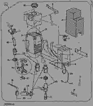 John Deere 430 Garden Tractor Parts Diagram | Fasci Garden