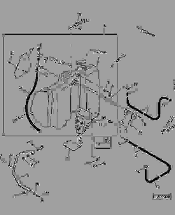 John Deere 5200 Engine Diagram John Deere B Engine Diagram