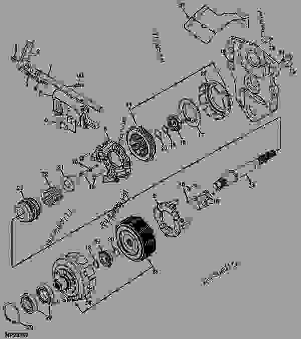 John Deere 3010 Pto Diagram