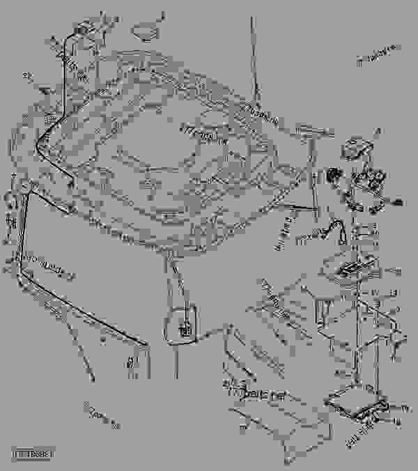John Deere 310 Backhoe Wiring Diagram John Deere 300