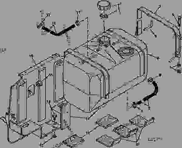 John Deere 950 Fuel Filter, John, Free Engine Image For