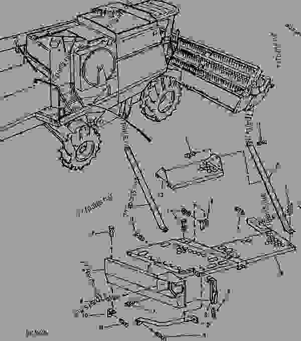 Ford 7700 Parts Diagram. Ford. Auto Wiring Diagram