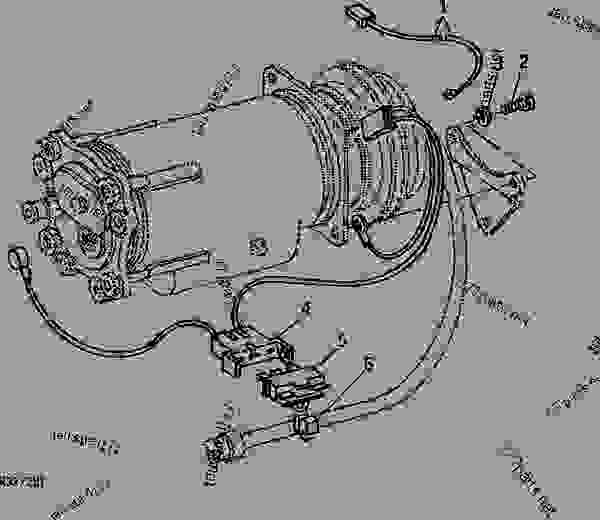John Deere X495 Wiring Diagram
