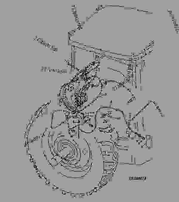 John Deere 5420 Wiring Diagram John Deere 4520 Wiring