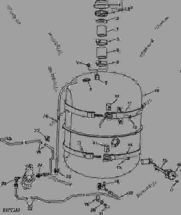 Wiring Diagram For 3020 John Deere Gas John Deere 4020 Gas