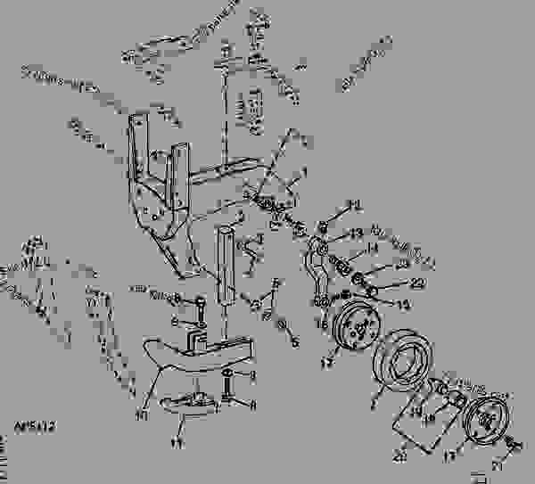 John Deere 7000 Planter Wiring Harness : 38 Wiring Diagram