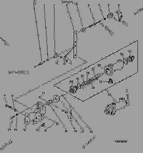 COMPENSATING VALVE AND LINKAGE (TRAILER AIR BRAKE) [01I07