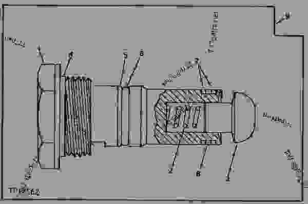 Relief Valves (Auxiliary Valve Section) (Gresen