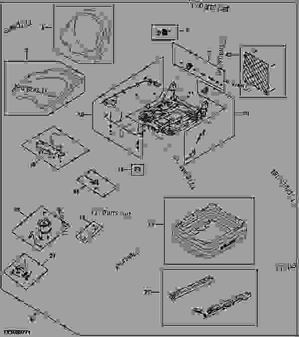 Wiring Diagram For X300 John Deere Solenoid John Deere