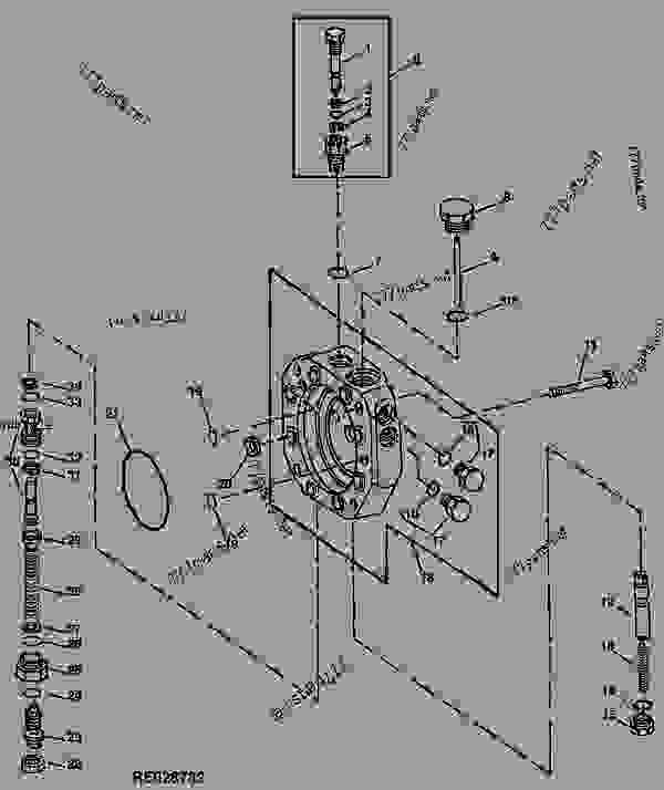 John Deere 4755 Tractor Wiring Diagrams John Deere Mower