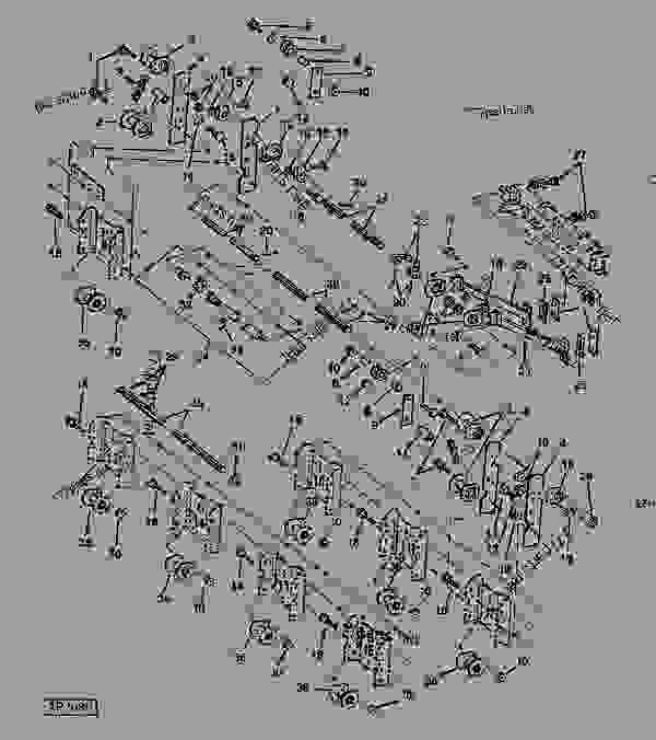 JACKSHAFT & CENTER DRILLSHAFT (RIGHT-HAND SIDE