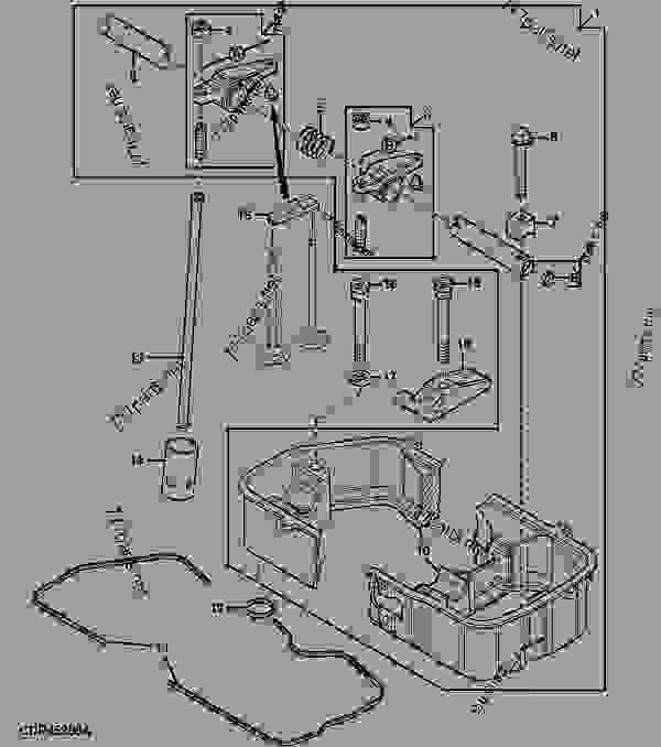 4903 (ROCKER ARM / SHAFT / TAPPET / PUSH ROD) [4903B