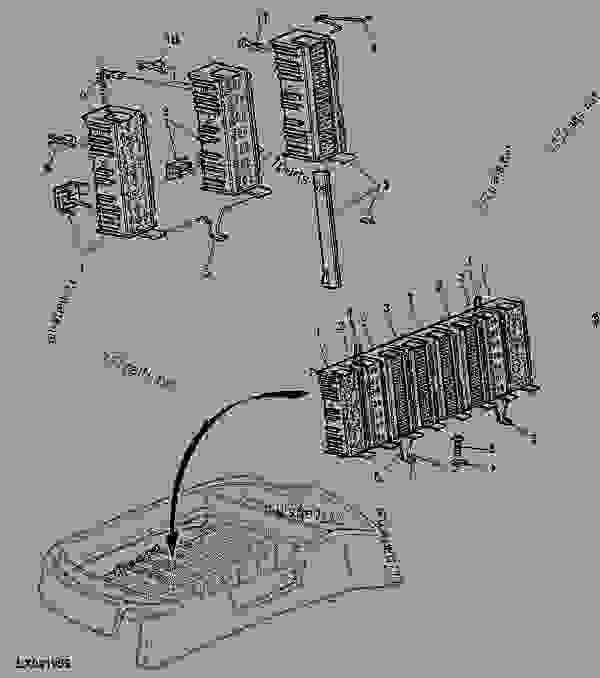 Wiring Diagram John Deere 790 Tractor