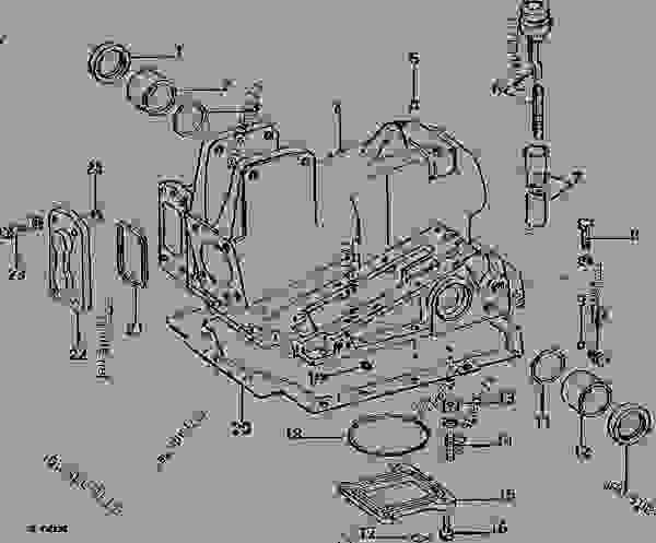 John Deere 955 Wiring Diagram John Deere 2750 Wiring