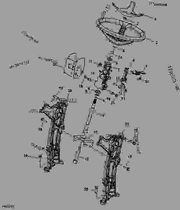 345 John Deere Wiring Diagram John Deere LX255 Wiring