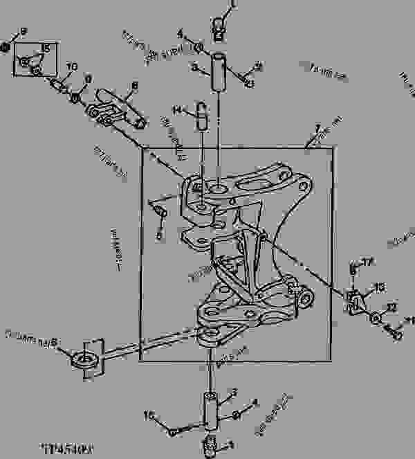 John Deere 4100 Wiring Diagram John Deere 4100 Service