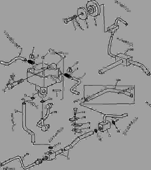 John Deere 2940 Wiring Diagram. John Deere. Wiring