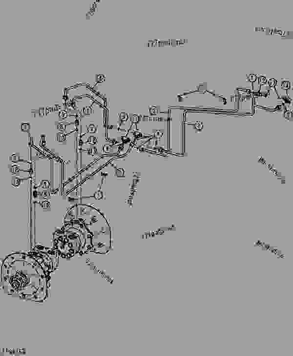 John Deere 320 Skid Steer Parts Diagram