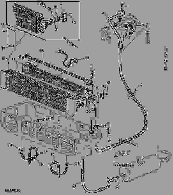 AIR CONDITIONING, EVAPORATOR AND HEAT EXCHANGER (WITH