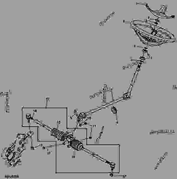 Starter Wiring Diagram For John Deere 4430 John Deere 425
