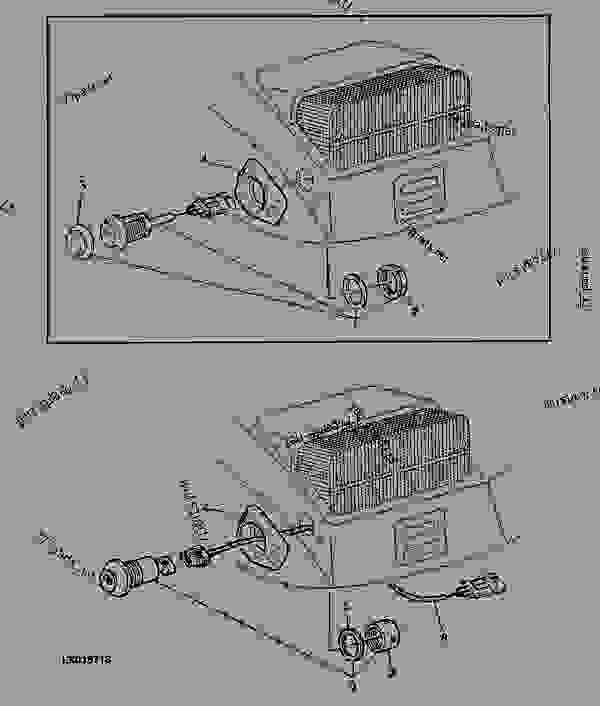 John Deere 6400 Pto Wiring Diagram. front pto drive shaft