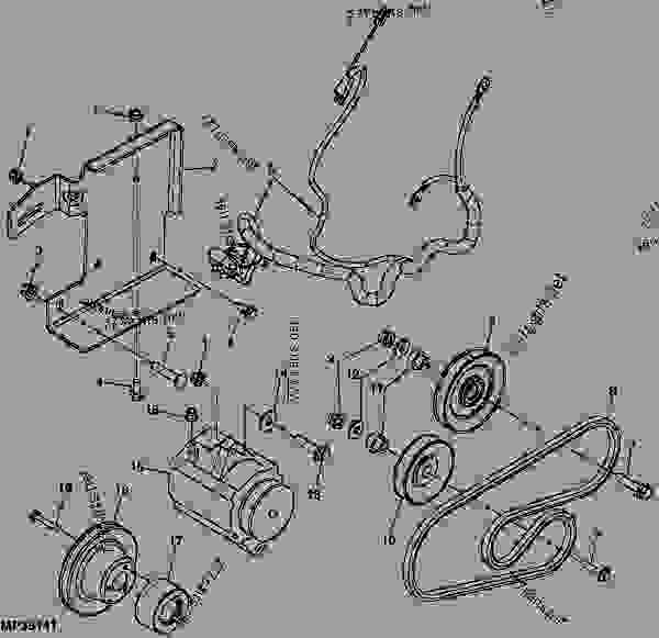 John Deere Gator Ts Parts Diagram. John Deere. Wiring