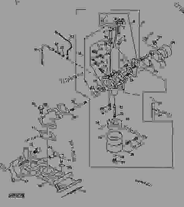 Wiring Diagram: 29 John Deere Gator Carburetor Diagram