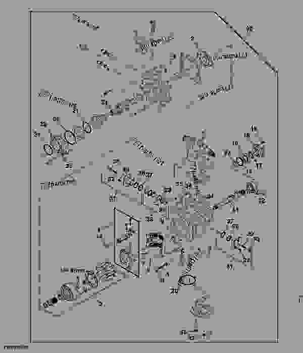 PUMP-CHOPPER/BASECUTTER (ENGINE 328HP)(CONT.) [17
