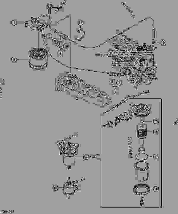 Wiring Diagram For A John Deere 214 Ignition Switch John