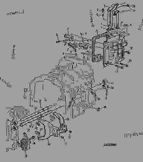 Shifting Parts, Range Transmission (Powrquad™ With