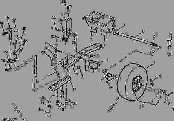 John Deere Amt 600 Parts. John. Tractor Engine And Wiring
