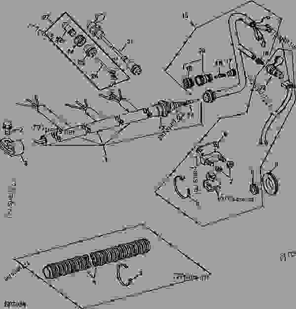 john deere 430 baler wiring diagram